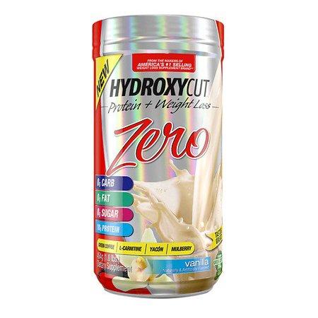 Hydroxycut Zéro protéine + perte de poids, la vanille 14,57 oz (Pack 1)