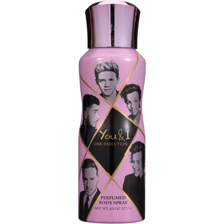 One Direction You And I Body Mist For Women  5 1 Oz