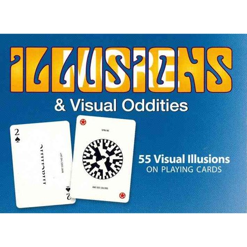 Illusions & Visual Oddities: 55 Visual Illusions