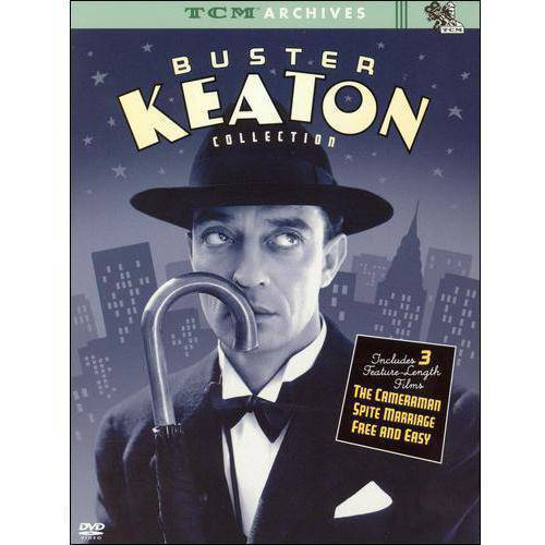 TCM Archives: The Buster Keaton Collection