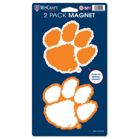 University Magnet Pack (Clemson University Car Magnets (2)