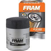 (2 pack) FRAM Tough Guard Oil Filter, TG7317