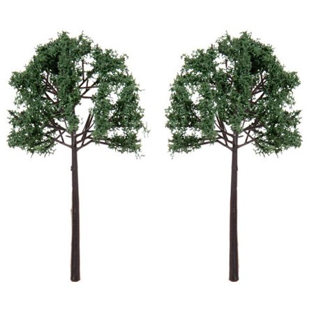 Diorama Tree W.Powder 4In 2Pc