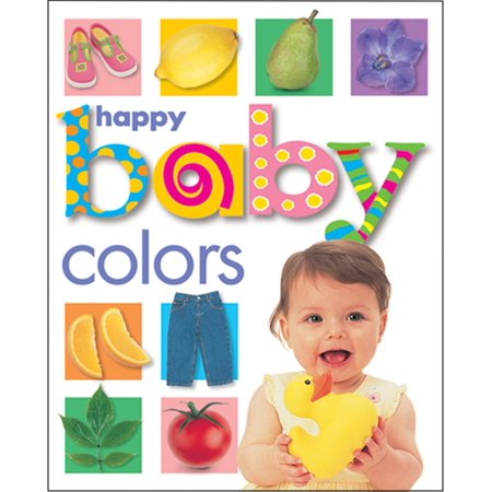 - Happy Baby Colors (Board Book)