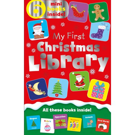 My First Christmas Library : Includes 6 mini books ()