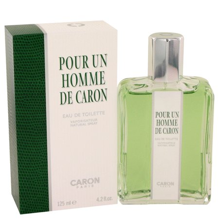 Caron CARON Pour Homme Eau De Toilette Spray for Men 4.2