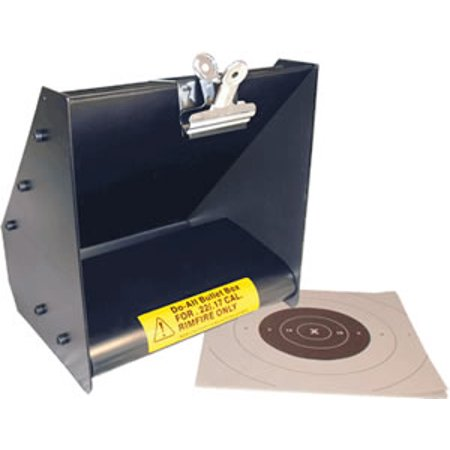 Do-All Traps .22/.17 Bullet Box Do All Traps Clay Target