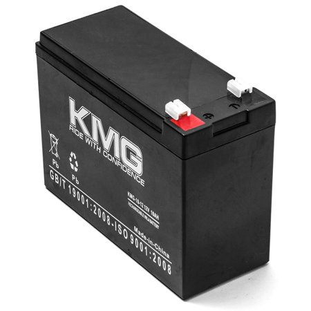KMG 12V 10Ah Replacement Battery for Schwinn IZIP I-750 Electric Scooter 3 I-1000 - image 1 de 3