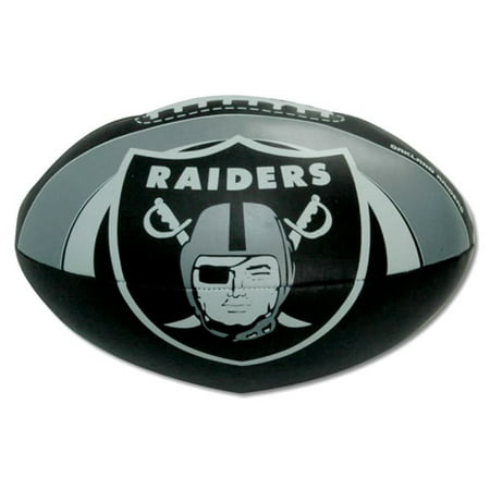 Baltimore Ravens Soft Football (Oakland Raider Vinyl Soft Football )