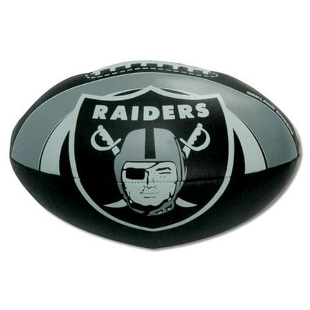 Oakland Raider Vinyl Soft - Soft Footballs