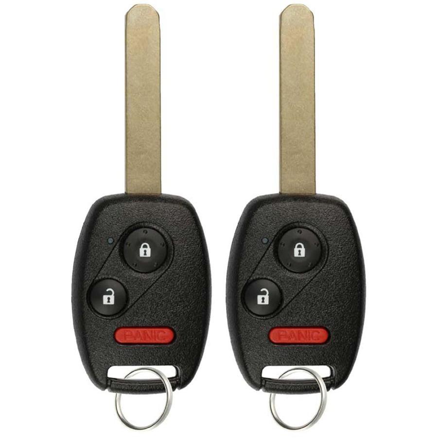 2* Keyless Entry Remote Car Key Fob for 2005-2008 Honda Pilot CWTWB1U545