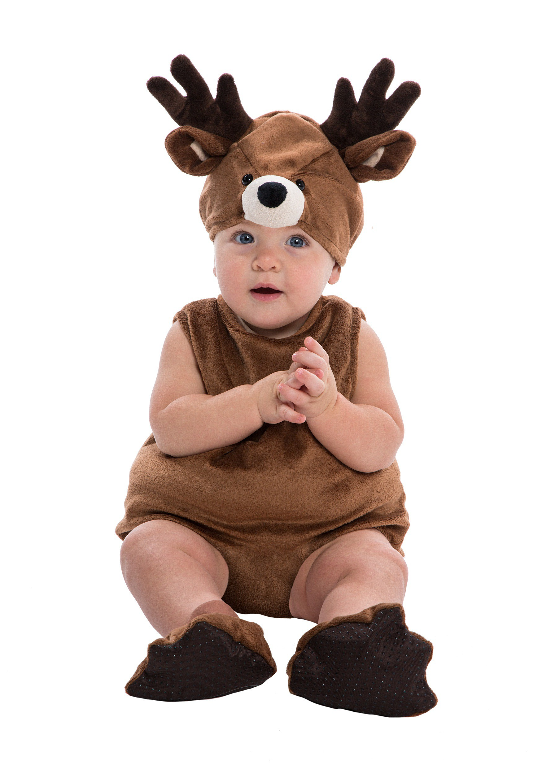 3ae84d322 Infant Deer Costume - Walmart.com