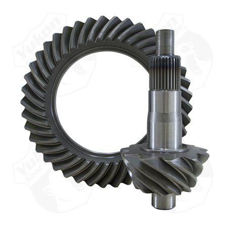 (Yukon Gear Ring and Pinion Gear Set 10.5in GM 14 Bolt Truck / 3.21 ratio)