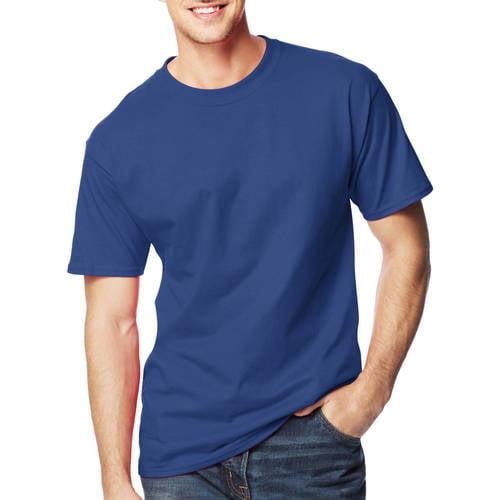 Hanes Big and Tall Mens Premium Beefy-T Cotton Short Sleeve T-Shirt
