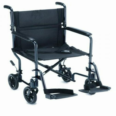 NOVA Medical Products 19 Lightweight Transport/Wheelchair, (Medical Products)