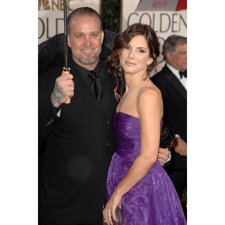 Sandra Bullock  Jesse James At Arrivals For The 67Th Annual Golden Globes Awards - Arrivals Beverly Hilton Hotel Beverly Hills Ca January 17 2010 Photo By Dee CerconeEverett Collection - Sandra Dee Grease