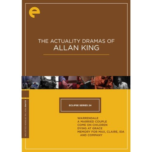 Eclipse Series 24: The Actuality Dramas Of Allan King (Criterion Collection) (Widescreen) by CRITERION