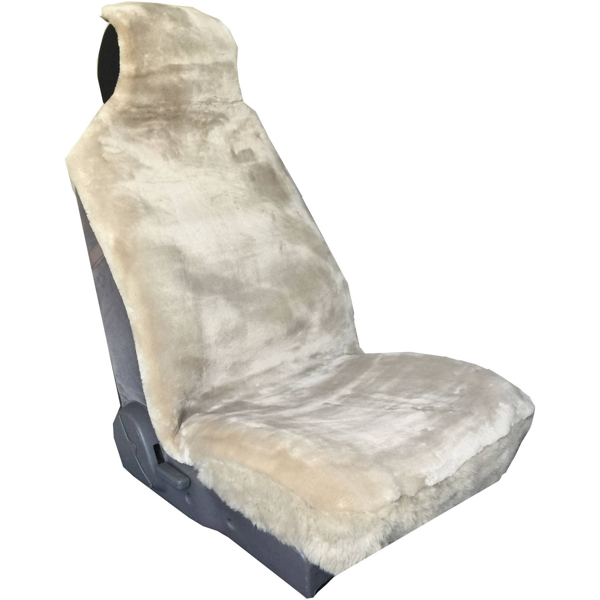 Aegis Cover Luxury Fleece Easy Fit Seat Cover