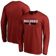 South Carolina State Bulldogs Fanatics Branded Team Strong Long Sleeve T-Shirt - Garnet
