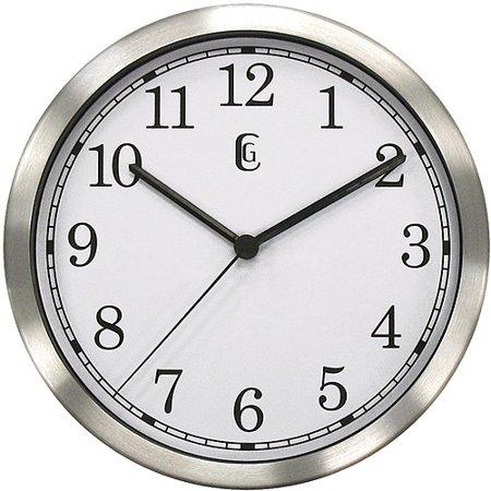Geneva Wall Clock Walmart Com