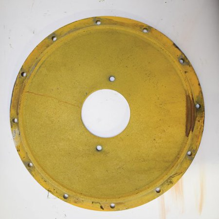 Transmission Coupling Plate, Used, John Deere, MG847544, New Holland,  9848316