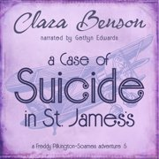 Case of Suicide in St. James's, A - Audiobook