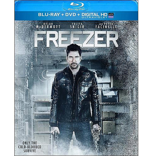 Freezer (Blu-ray + DVD + Digital HD) (Widescreen)