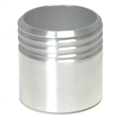Spun Aluminum Gas Tank Filler Neck For Carb Approved Gas Caps