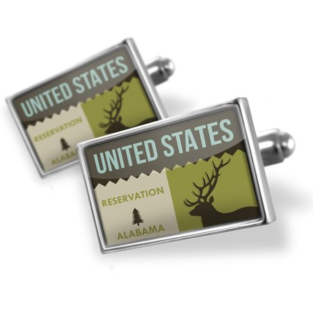 Cufflinks National Us Forest United States Reservation   Neonblond