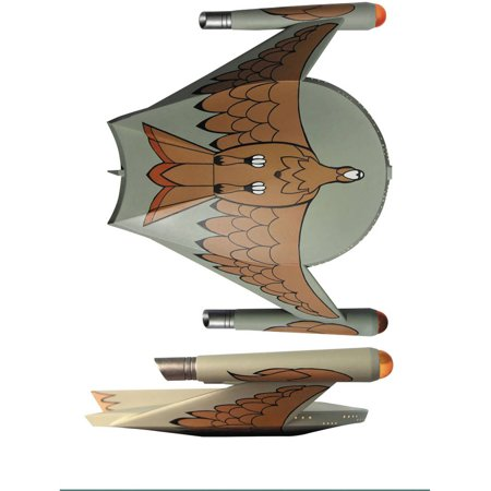Diamond Select Toys Star Trek Romulan Bird Of Prey Ship (Diamond Select Star Trek Ship)