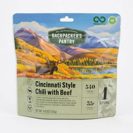 Backpacker's Pantry Cincinnati Style Chili with Beef (Cincinnati Chili)