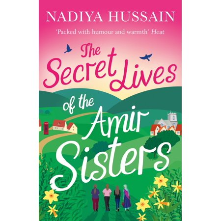 The Secret Lives of the Amir Sisters - eBook