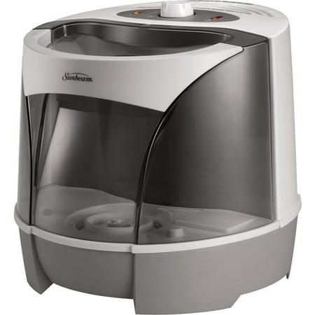 Sunbeam Warm Mist Humidifier, White (SWM6000-UM) - Walmart.com