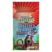Espree EB1360 Buffered Aspirin 300 mg - 60 Count