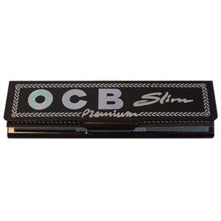 Ocb Premium King Size Slim Rolling Paper With Filter Tips 5