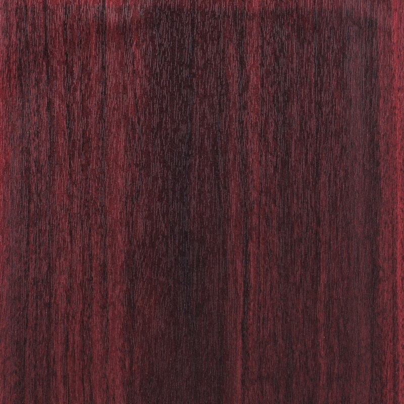 "VViViD XPO Wood Grain Textured Dark Wood Premium Film Vinyl Wrap 49"" x 1 ft."