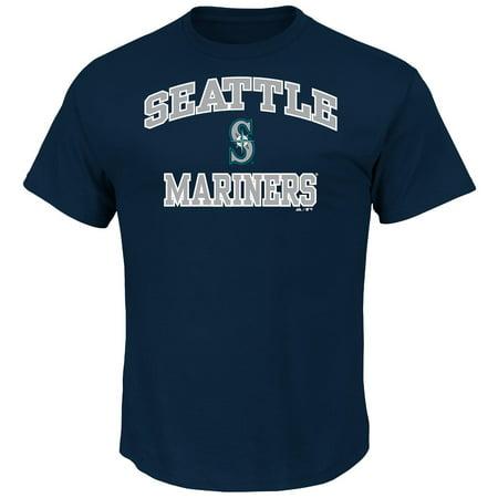 Seattle Mariners Baseball (Seattle Mariners Majestic MLB