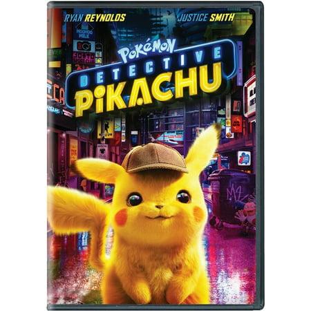 Pokémon Detective Pikachu (DVD)