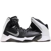 New Nike Zoom Hyperquickness TB Womens Basketball Shoes Wmn 13 Blk/Wht