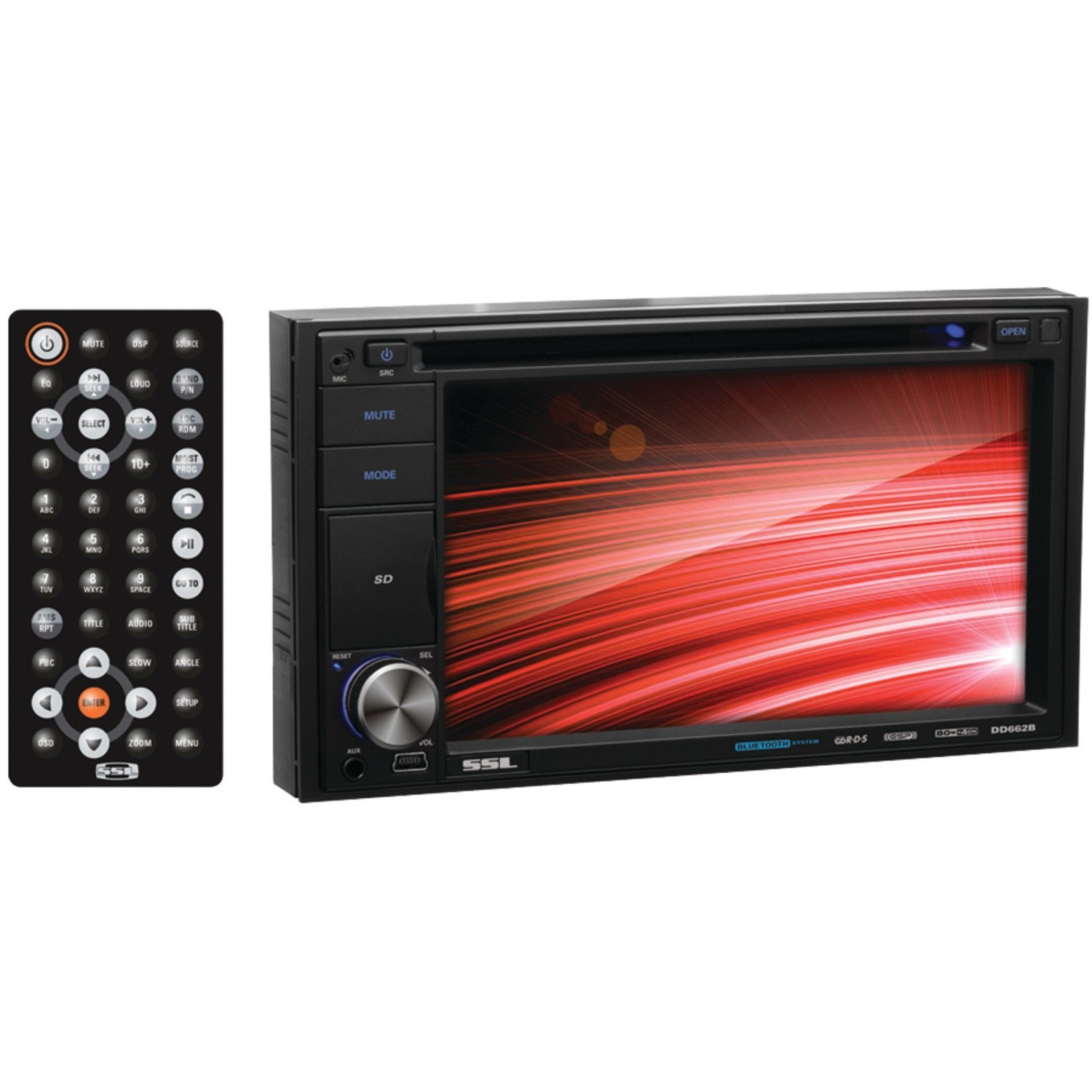 Give The Gift Of A Double Din Car Stereo Audio Wiring Diagrams Boss 870dbi