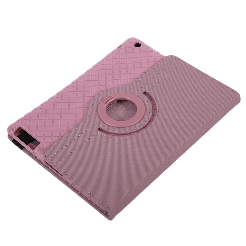 Soft Pu Leather Stand Cover With 360 Degree Rotation Suitable For Rotating Case Ipad 2 3 4
