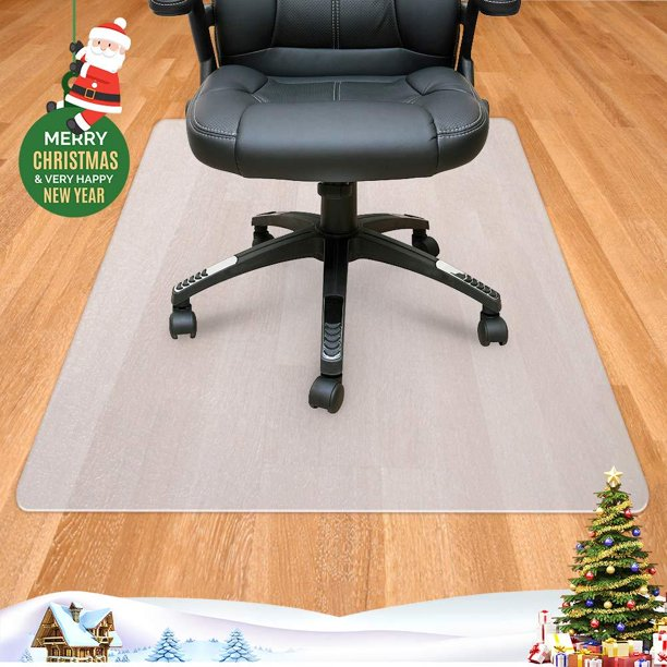 Ktaxon Office Chair Mat For Hard Floor Floor Mat Rolling Chairs Desk Mat Office Mat Walmart Com Walmart Com