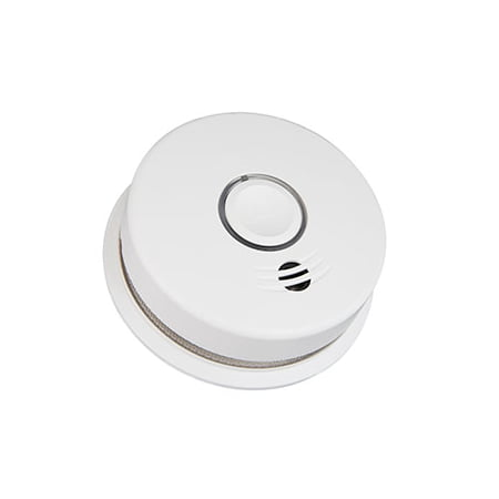 Wire-Free Interconnected Battery Powered Combination Smoke and Carbon Monoxide Alarm