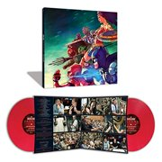 "Justice League Original Motion Picture Soundtrack - Danny Elfman - Limited ""Flash"" Edition - Red Vinyl LP Record"
