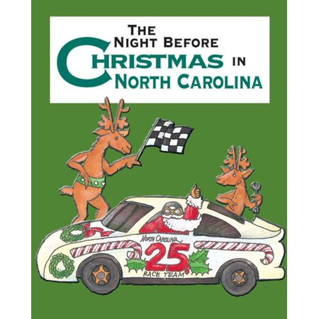 Night Before Christmas in North Carolina - eBook ()