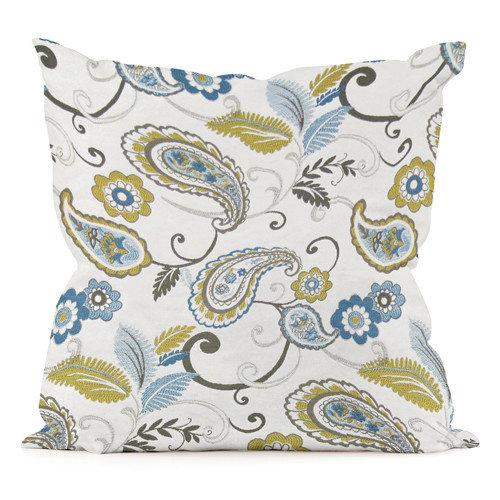 Wildon Home   Paisley Polyester Pillow