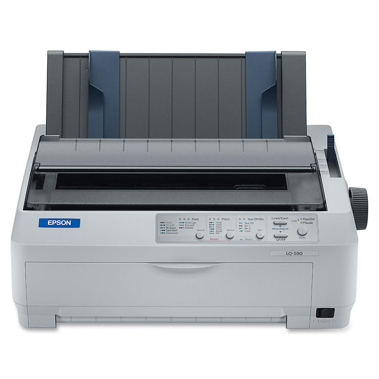 Epson LQ-590 Dot Matrix Printer by Epson