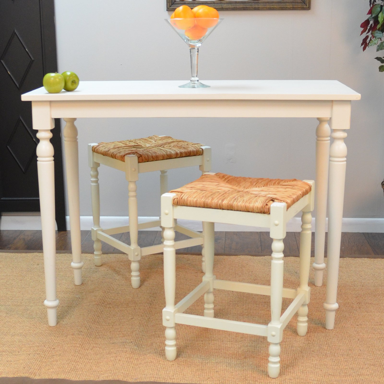 Pub Table w Spindle Legs
