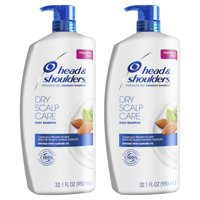 Head and Shoulders Dandruff Shampoo, Dry Scalp Care