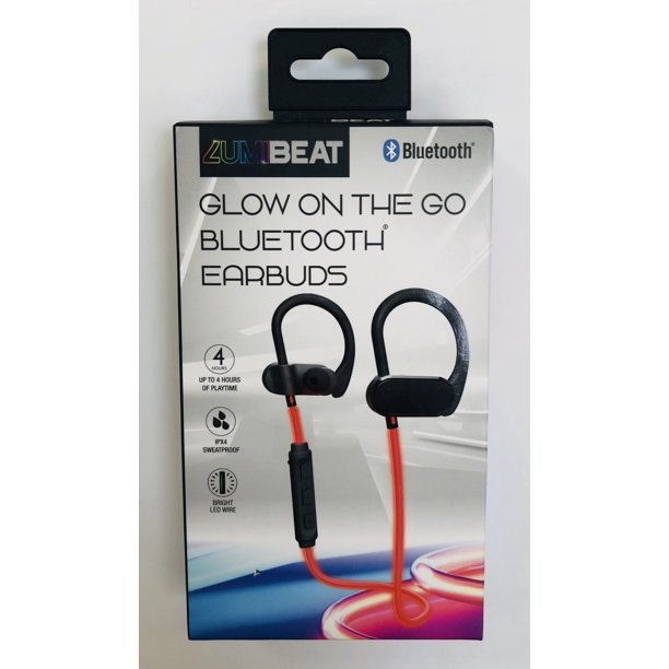 Vivitar Glow On The Go Wireless Earbuds Walmart Com Walmart Com